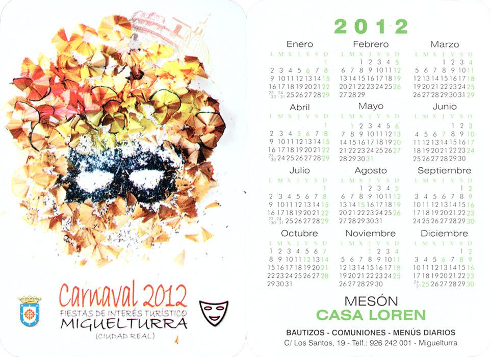 carnaval-miguelturra-calendario-2012