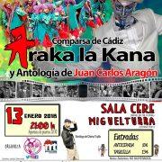 carnival-miguelturra-araka-kana-poster